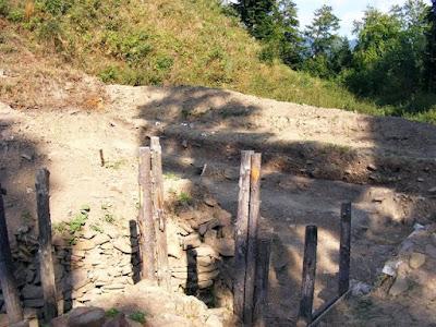 Ctaatea dacica Valea Zanelor