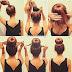 Passo a passo penteados surpreendentes #1