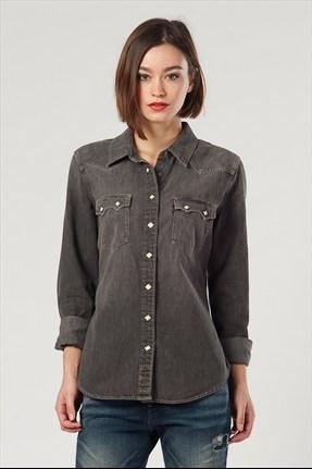 Bayan Gömlek Modellerigömlek Markaları Ve Fiyatları Levis Bayan