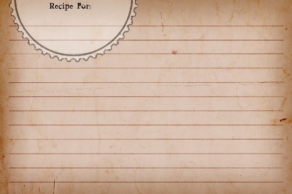 Sweetly Scrapped Free Printable Recipe Cards – Recipe Card