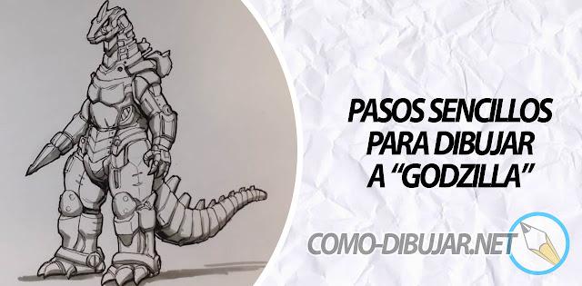 Dibujar a Godzilla