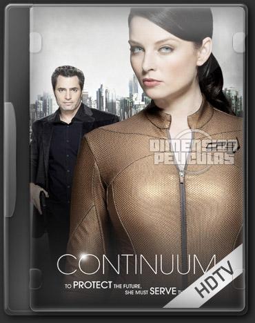 Continuum (Temporada 2 HDTV Inglés Subtitulada) (2013)