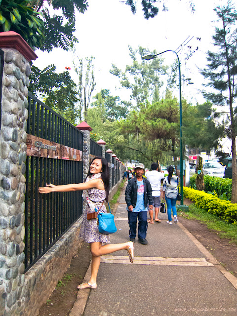 Burnham Park, Baguio City
