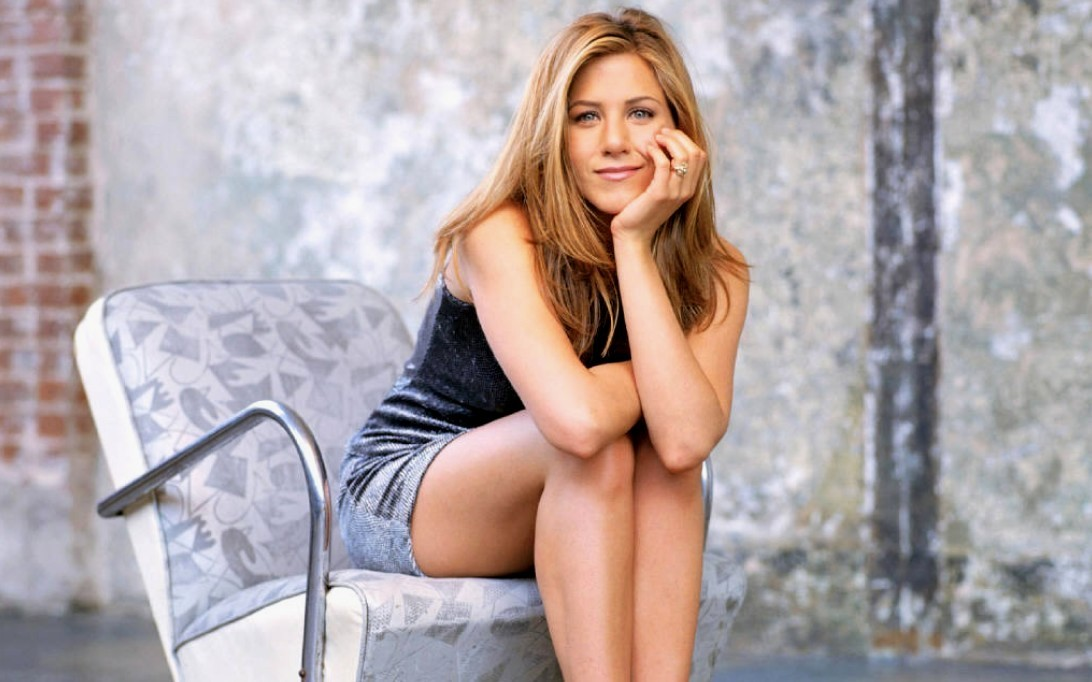 Wallpaper cantik Jennifer Aniston - 2