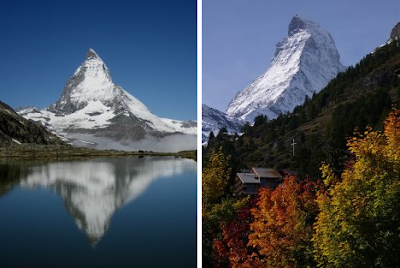 The Matterhorn Mountain German Tourism