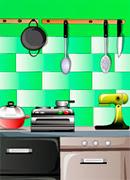 Уборка кухни - Онлайн игра для девочек