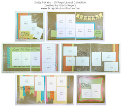 10 Page Dotty For You Workshop