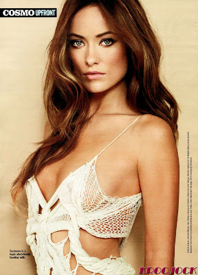 Olivia Wilde Cosmo Photoshoot