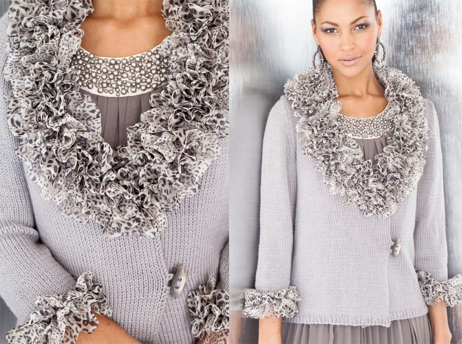 Vogue Patterns Knitting : ?????? ?? ??????? Vogue Knitting ????? 2012 (2 ?????): ??????? ??????? ? ???????