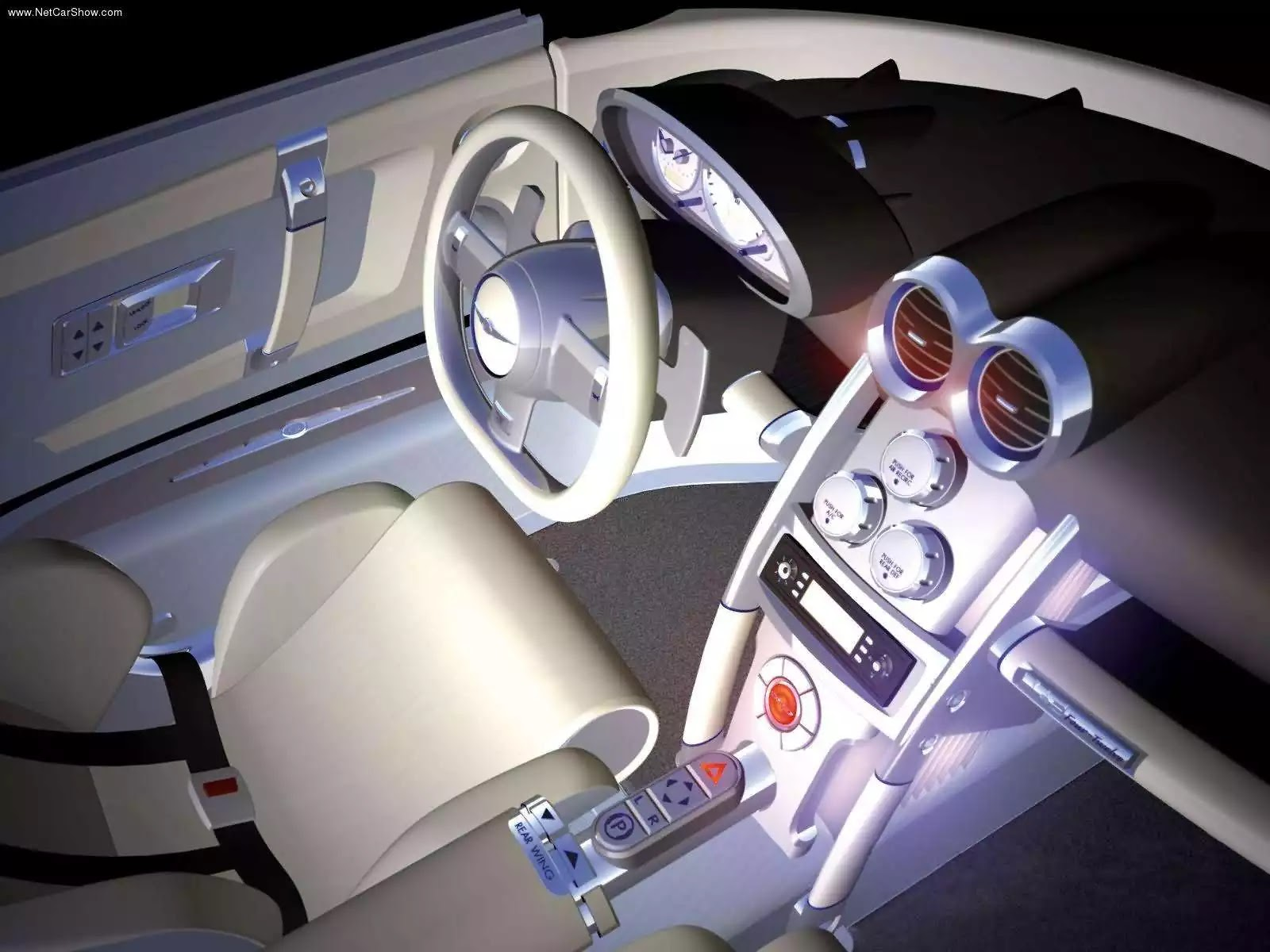 Hình ảnh xe ô tô Chrysler ME FourTwelve Concept 2004 & nội ngoại thất