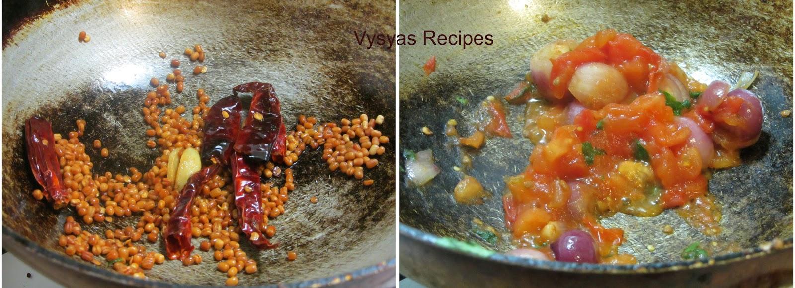 how to cook chow chow sambar