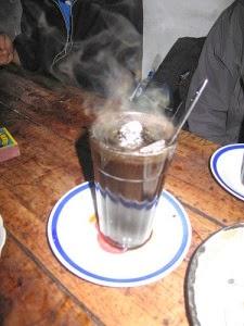 kopi joss, kopi arang khas jogja