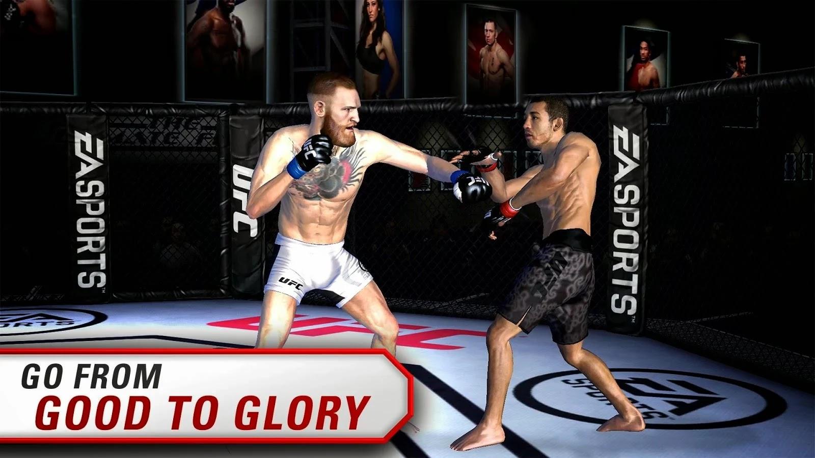 EA SPORTS™ UFC v1.0.725758