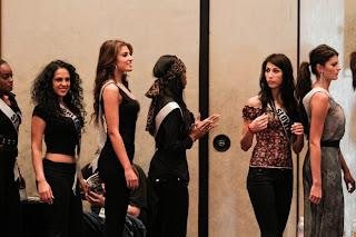 Miss Universe 2011 Contestants exercises5