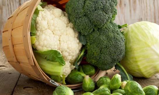 فوائد الخضروات الصليبية للجسم بالصور