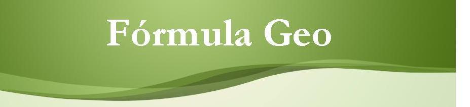 FÓRMULA GEO
