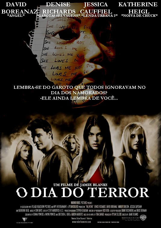 valentine+filmes+do+danilo Download   O Dia do Terror DVDRip AVI + RMVB Dublado