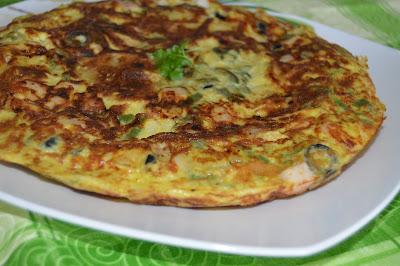 Tortilha de Frango