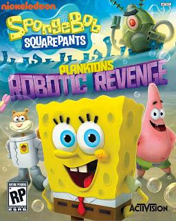 SpongeBob SquarePants 3DS: Plankton's Robotic Revenge