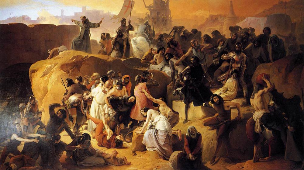 """an analysis of the crusades in the history of christian and muslim worlds The muslim world's relations with the us  the crusades and christian- muslim relations  islam as an """"abrahamic faith"""" – basic beliefs and history   another important aspect of legal interpretation is determining the weight of any."""