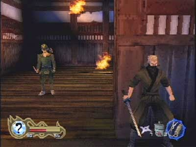 Game Tenchu 2 ISO Birth Of The Stealth Assasins PS1
