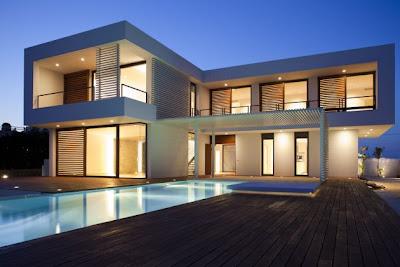 los acabados de fachadas minimalistas construya f cil