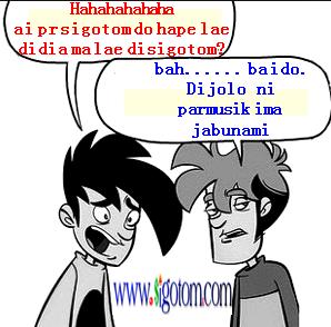 Cara percakapan bahasa batak