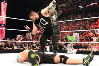 Kevin Owens vs John Cena champion vs champion