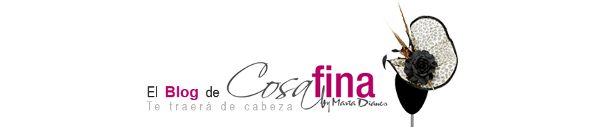 Tocados CosaFina