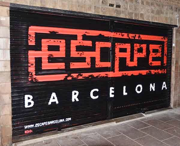 Escape Room Barcelona