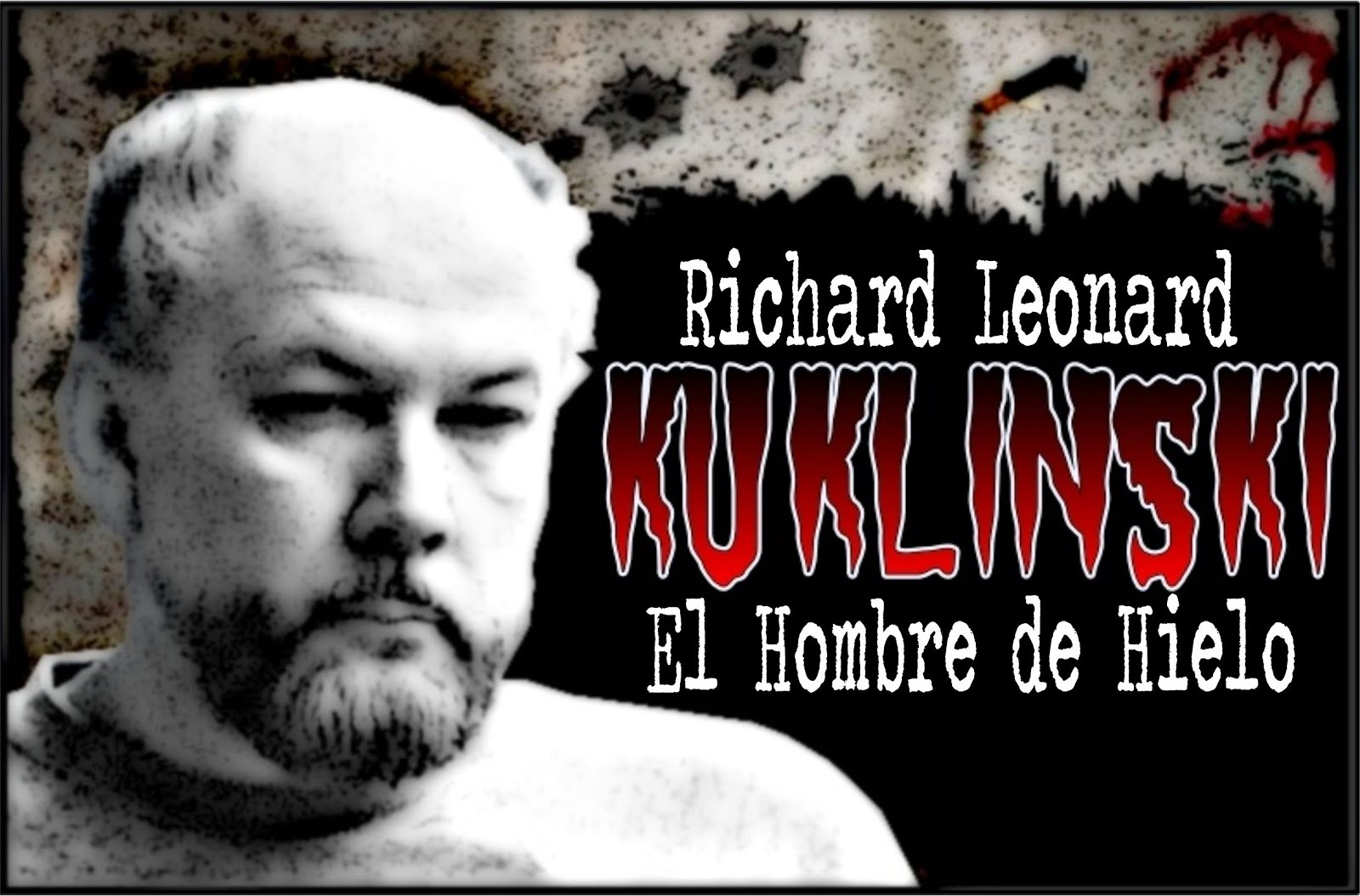 richard kuklinski Amazoncom the iceman is an appropriate title for this pair of hbo specials, because the words of former mafia enforcer richard kuklinski will chill you to the .
