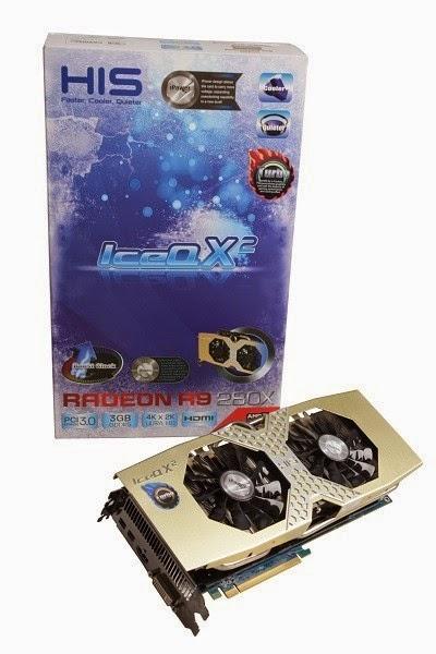 HIS IceQ Radeon R9-280X X2