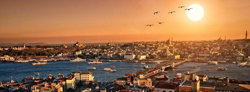 Magnifique couverture facebook turquie 9
