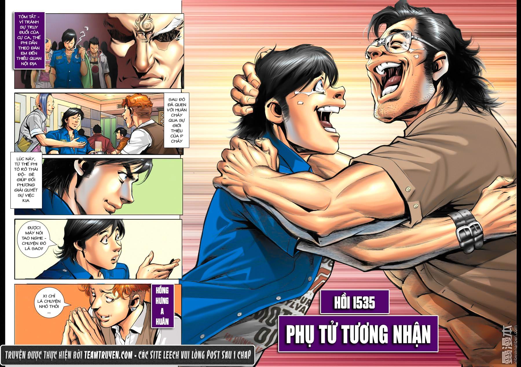 Người Trong Giang Hồ Chap 1535 - Next Chap 1536