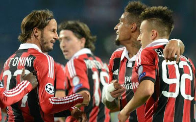 Hasil dan Video Gol Zenit vs AC Milan Tadi Malam