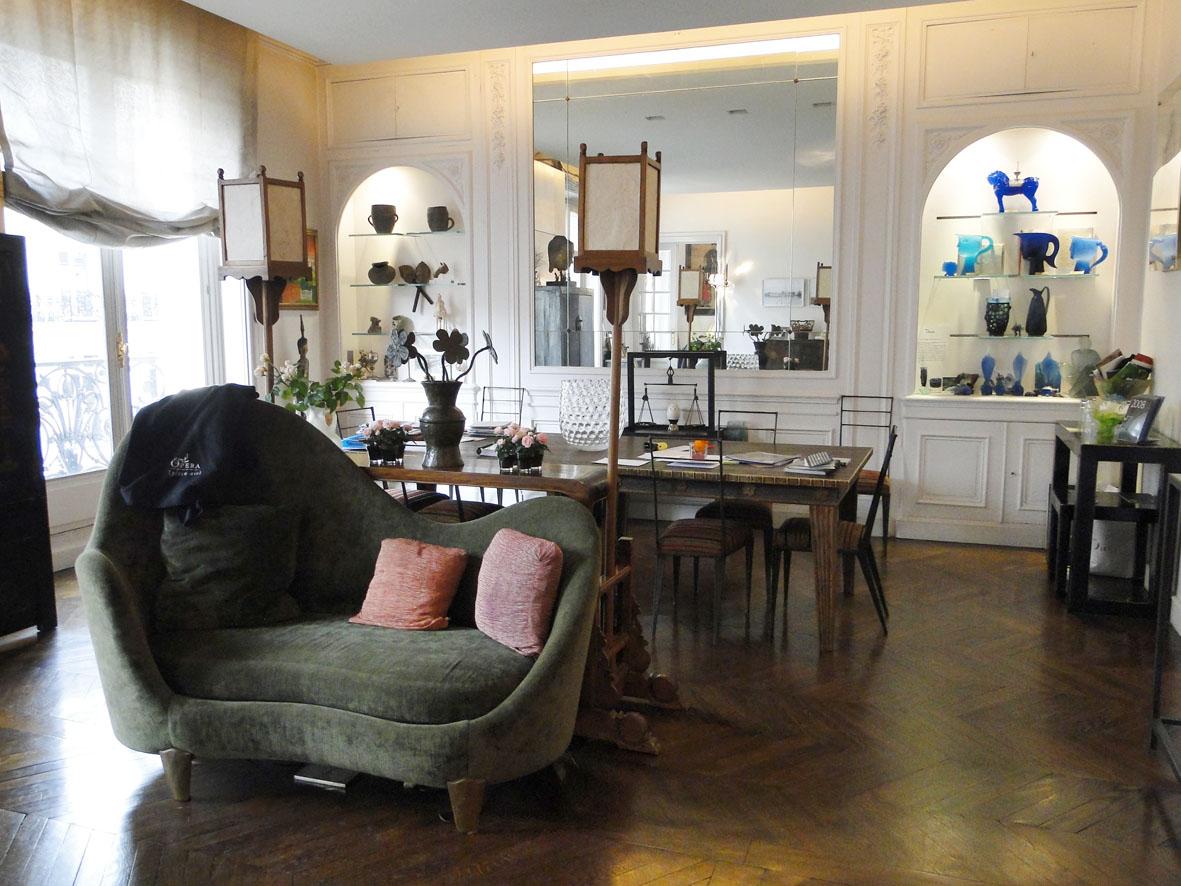 Loft connexion by samuel johde appartement paris 8e pierre ier de serbie - Appartement de ville paris ...