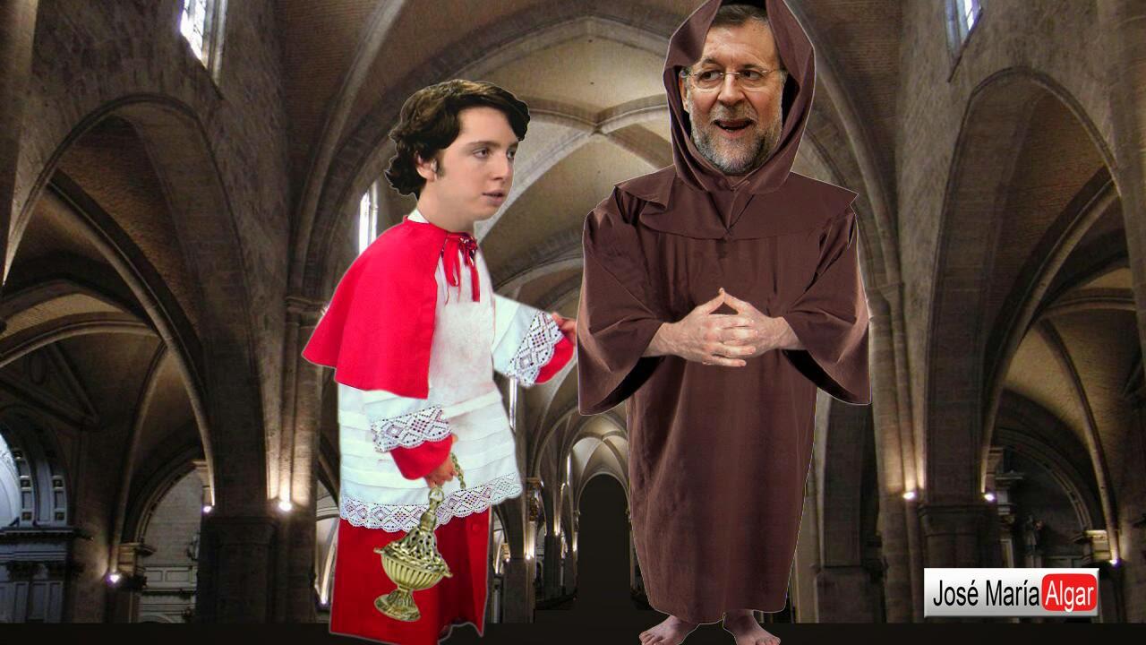 Feliz Navidad 2014 os desea Rajoy 7