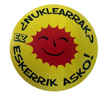 Nuklearrak? EZ Eskerrik asko!!