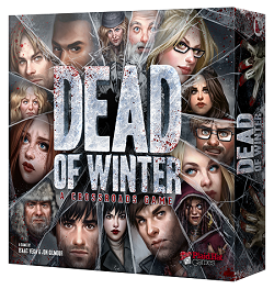 board game news Dead of Winter a crossroads game box art