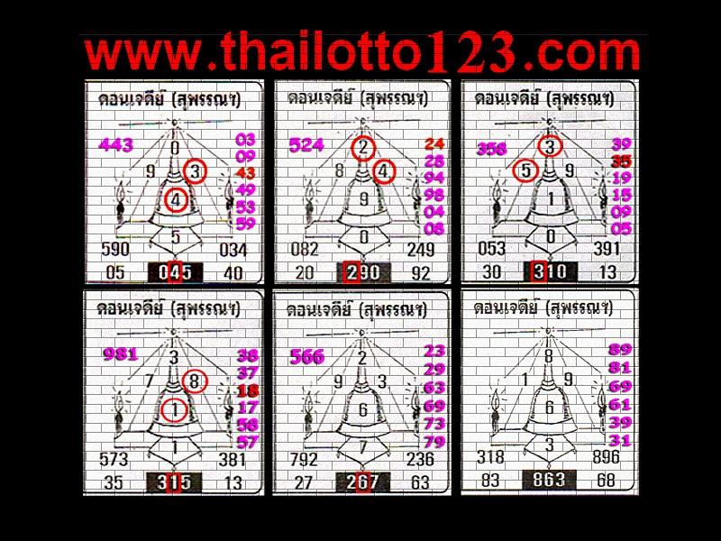 magzine thai lotto thai lottery thai lottery magzine tip paper thai