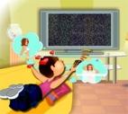 Televizyon Kumandası Oyunu