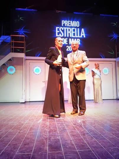Norma Pons - Estrella de Mar de Oro 2014