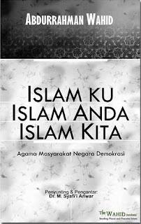 Cover Buku Islamku, Islam Anda, Islam Kita