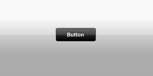 Button in the iPhone style with Photoshop