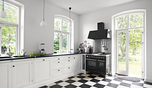 Inspira Interiør: Kjøkken fra Kvänum