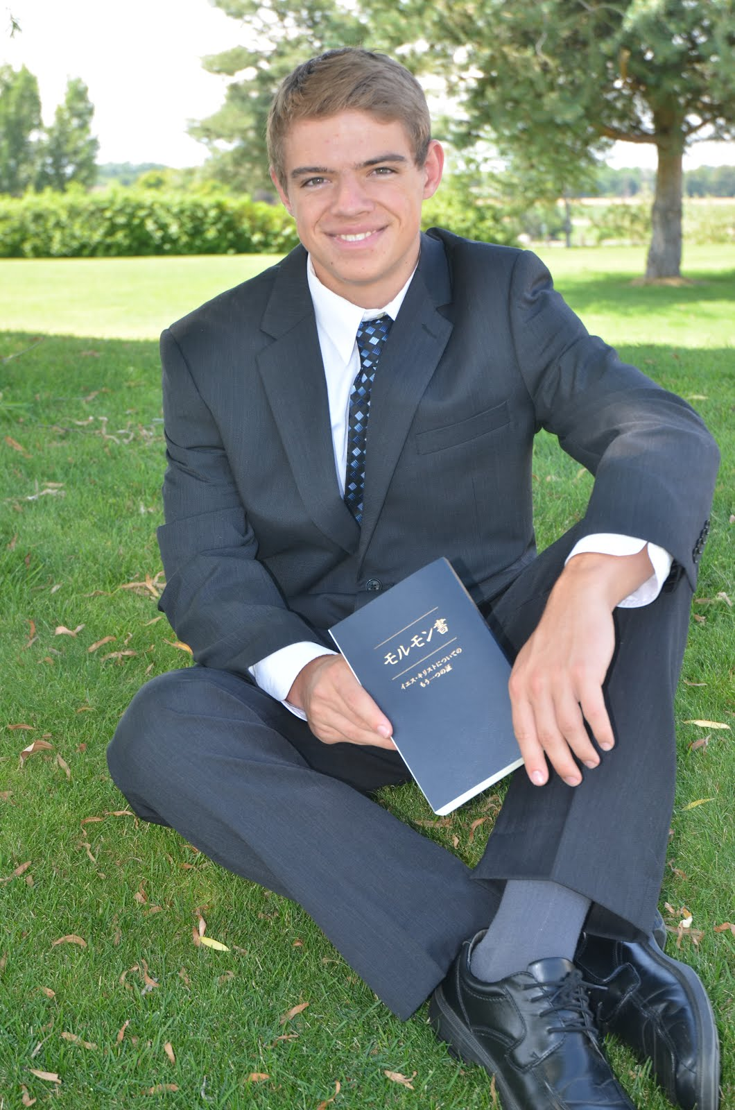 Elder Colton Winegar