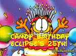 Ho Partecipato al Candy Birthday Eclipse's 25
