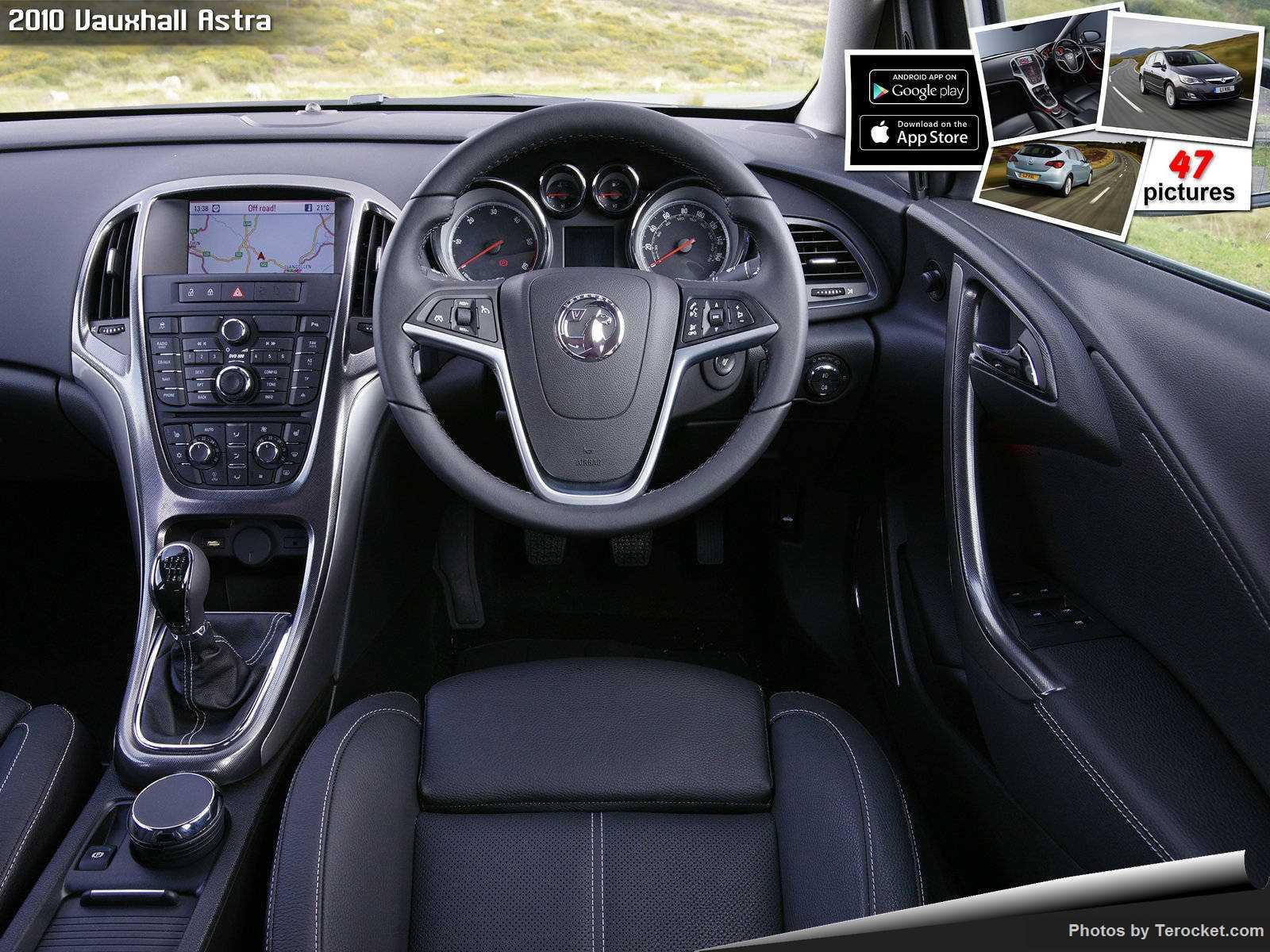 Hình ảnh xe ô tô Vauxhall Astra 2010 & nội ngoại thất