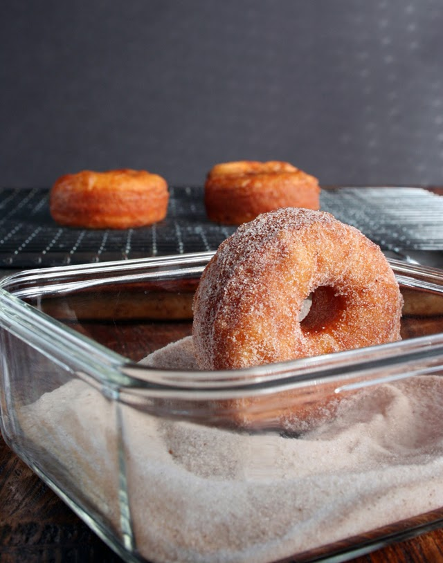 Vanilla Chai Cream Croughnut Recipe