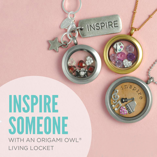Inspire Someone Origami Living Lockets ~ Create your Own Today at StoriedCharms.com
